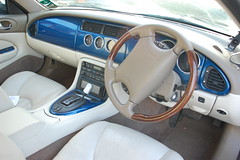 my xk (Doctor Dave Roberts) Tags: double single din xk