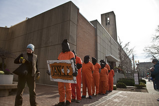 Witness Against Torture: Holy Trinity Lutheran Church