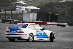 BMW M3 Drifting (PheauteauBox) Tags: corner photoshop power shot shots smoke rubber smoking m bmw slip m3 panning circuit m5 zandvoort tracking koti drifting drift e46 e36 nieuwjaarsrace