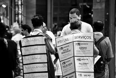 Homens Placa (De Santis) Tags: city cidade brazil sign brasil de nikon downtown centro sp 24 paulo placa são república maio d3000