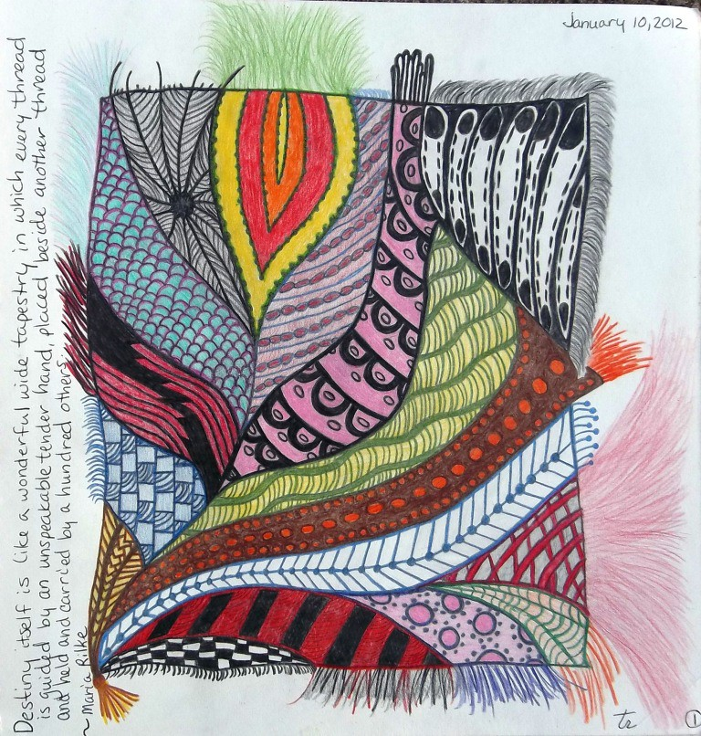 The World s Best s of quotes and zentangle Flickr