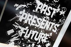Past Presents Future (◤ Drez) Tags: art glass illustration typography design graphicdesign artwork hungary graphic budapest future type present letter laser illustrator lettering heavy typo past vector drez plexi karoly extraverage karolykiralyfalvi kiralyfalvi