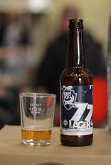 BrewDog, 77 Lager (shyzaboy) Tags: uk beer glass scotland bottle aberdeenshire unitedkingdom 77 lager pilsner beerbottle pilsener fraserburgh brewdog 77lager