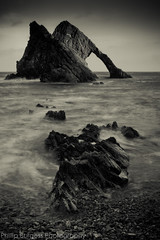 Bow Fiddle Rock - Phillip Burgess Photography