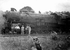 Texas & Pacific Railway  Locomotive (BOB WESTON) Tags: marshalltexas harrisoncounty texaspacificrailway abneystexas tp2102locomotive
