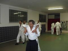 My lesson at Aikikai Biella (..AikiDude..) Tags: winter italy rabbit hands holidays january dojo aikido biella 2012 valdengo aikikai