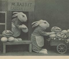Four Little Bunnies 26 (ja450n) Tags: bunnies easter harry rabbits whittier 1935 frees harrywhittierfrees