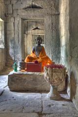 Buddha, Angkor Wat