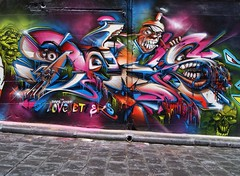 Melbourne, Australia 2012 (Digitaldoes) Tags: street family urban streets art graffiti team australia melbourne f1 lane does nash hosier loveletters steertart ironlak digitaldoes doesnash digitaldoescom iamnashcom