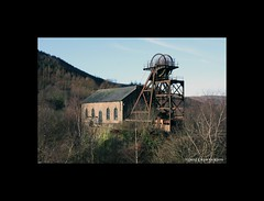 Great Western Colliery, Hopkinstown. (martin289) Tags: building heritage history industry mine pit coal coalmine colliery rhondda gwr hetty ncb windinghouse industriallandscapes southwalescoalfield hopkinstown welshmining martin289 greatwesterncolliery griffinimages anuary2012