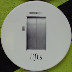 lifts (Leo Reynolds) Tags: sign canon eos 7d squaredcircle 56mm f67 iso1000 sqlondon signinformation hpexif 0017sec xleol30x sqset072 xxx2012xxx