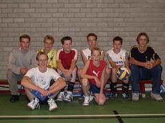 2004 Jongens B2 - Trs. Michiel Veldman/Gert Hamhuis