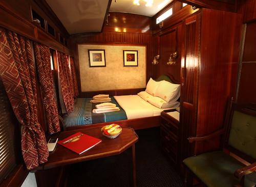 Shongololo Express - Emerald Class double