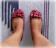 Papato de pa ... (Joana Joaninha) Tags: love shoes amor rosa sapato sapatinha pa joanajoaninha