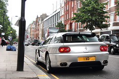 Bespoke. (Alex Penfold) Tags: auto street camera venice london cars alex sports car sport mobile canon silver wagon photography eos photo cool flickr estate image awesome flash picture super ferrari spot exotic photograph shooting brake spotted hyper custom supercar spotting exotica sportscar sportscars supercars 456 penfold sloane spotter 2011 hypercar 60d hypercars alexpenfold