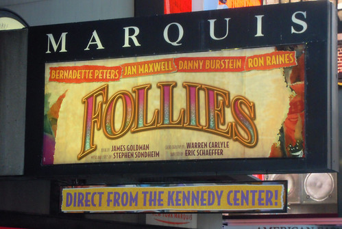 NYC Follies - Our Friday night show