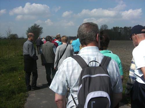 Wandelen met zonneheem - Doornendijk