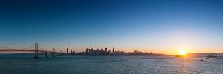 San Francisco... the golden gate...