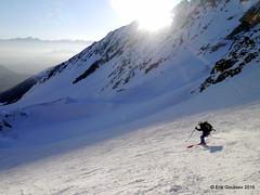 Day 2: ... and down the pretty Arpette valley to Champex! (Erik.G.) Tags: zermatt chamonix skitouring skitour hauteroute valsorey plateauducouloir