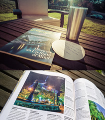 Lee Parks Published (Lee Parks Photography) Tags: sc coffee magazine published southcarolina cover mug yeti greenville yeahthatgreenville