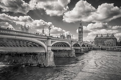Bridge over River Thames (Mariusz Talarek) Tags: city uk greatbritain travel family holiday building slr london thames architecture river landscape fun big nikon holidays cityscape ben outdoor parliament bigben leisure dslr riverthames activities parliamentbuilding travelphotography outdoorphoto d90 travelphoto outdoorphotography outdoorphotographer travelphotographer nikond90 landscapephotographer landscapephoto mtphotography lancdscapephotography