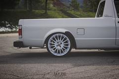VW CADDY (JAYJOE.MEDIA) Tags: vw volkswagen oz low static lower lowered caddy slammed stance lowlife bagged airride ozwheels ozracing stanced ozgang