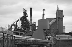 cockerill sambre (steelworks by OAE) Tags: 6 industry iron steel liege industrie blast stahl steelworks haut eisen hf sambre arcelor hochofen cockerill seraing furnance mittal fornoux