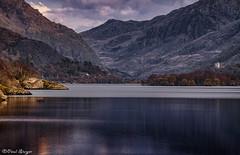 Llanberis Pass & Llyn Padarn (Paul Sivyer) Tags: llanberis snowdonia cribgoch wyddfa llynpadarn llanberispass paulsivyer wildwalescom
