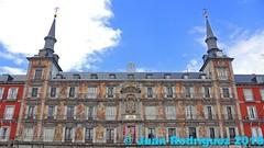 PLAZA MAYOR - MADRID (Juan Rodriguez - PMI/LEPA) Tags: madrid plazamayor