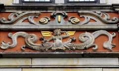 Engel (L'Oriol.) Tags: city center chamber bremen trade arquitecture gewerbehaus