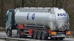 H - EGO Volvo FH 500 GL04 (BonsaiTruck) Tags: truck ego volvo silo lorry camion trucks lag bulk lastwagen lorries lkw citerne lastzug silozug powdertank gl04