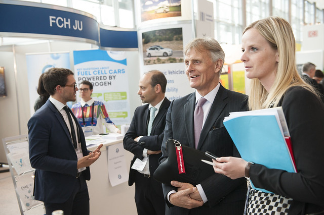 Friis Arne Petersen attends the Exhibition