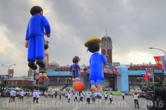 (*dans) Tags: roc taiwan photojournalism taipei formosa dpp 520  presidentialoffice republicofchina ketagalanboulevard     paperwindmill tsaiingwen paperwindmilltheatre   1992consensus taiwaneseculturalindependence