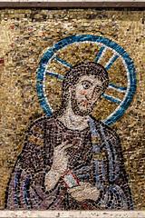chirho (mym) Tags: rome mosaic sanpietro johnvii