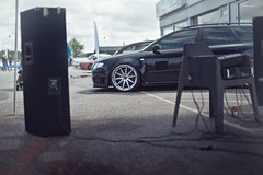 (Mr.Narto) Tags: car nikon wheels automotive clean static a4 audi rims lowered slammed stance d800 fitment stanced audiofsweden audisinscandinavia