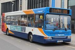 Stagecoach in Warwickshire Alexander Dennis Dart/Alexander Pointer 2 35174 (KX56 KGZ) (Stratford) (john-s-91) Tags: coventry stagecoach 35174 alexanderdennisdart alexanderpointer2 stagecoachinwarwickshire kx56kgz stratfordroutex15