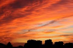 Mar Rojo (ManuelSalguero) Tags: sky atardecer mar rojo cielo calor marrojo