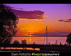 Sunset for my Canon EOS 5D Mark II (Sam Antonio Photography) Tags: sunset sun water wisconsin clouds boats midwest monday cyber vividcolors travelphotography highcliff day331 landscapephotography flickrexplore highcliffstatepark duskphotography cybermonday canon5dmarkii samantonio cybermondaydeals samantoniophotographycom cybermonday2011 highcliffsunset gettyimageswisconsin canoneos1dxcamera