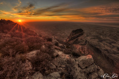 Sunrise on Top of Texas (Chris R. Little) Tags: camping sunset mountain sunrise nationalpark texas desert hiking canyon highpoint trail backpacking elpaso guadalupe elevation carlsbad elcapitan lonestar butterfield overland highest chihuahuan pinesprings guadalupemountainsnationalpark mckittrick 8749 top20texas bestoftexas lechuguillacave