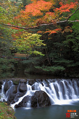 Minoo Park Osaka (fravenang) Tags: park autumn fall nature japan landscape temple waterfall kyoto    osaka  kansai soe    supershot flickraward    canon7d mygearandme