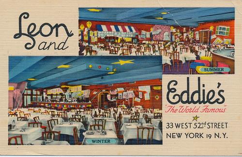 Leon and Eddie's