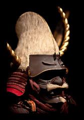 Samoura (Adam Deleu) Tags: japan do mask helmet armor  warrior samurai shoulder japon helm masque samourai kabuto bushi ronin casque armure kote dou bushido sode  samoura guerrier shikoro mabisashi fukikaeshi wakidate menp sodejirushi