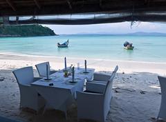 Siam Bay restaurant (deeuutee) Tags: kohrachayai
