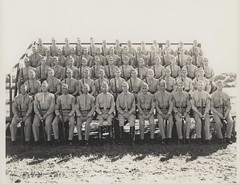 Battery G, 3d Defense Battalion, Pearl Harbor, 1940 (Marine Corps Archives & Special Collections) Tags: dogs usmc harbor marine december 7 corps devil pearl marines 1941 ewa leatherneck