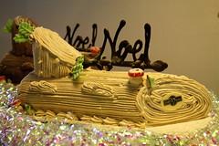 Yule Log - Mocca or Chocolate