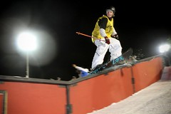- rails2riches skier rail