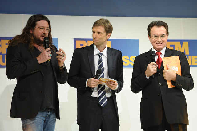 Louis Le Duff, Guillaume Dubois, Jacques Antoine Granjon, BFM Business Awards,