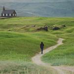 Late night walk at Búðir thumbnail
