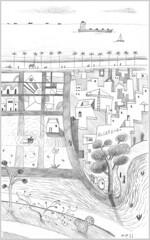 Carboneras 2011-01 (quijano M) Tags: españa illustration spain dibujo almería carboneras