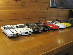 Definitive Trans Am Collection (Sean O'Hara Photography) Tags: 2002 david 1969 buick am 1982 general muscle camaro motors turbo american smokey firebird pontiac 1989 mustang trans hasselhoff bandit collectors 1977 edition 1973 v8 kitt gnx sd455